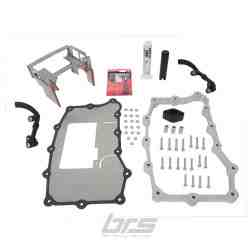 Bilt Racing 2QT Deep Sump Oil Pan Kit inc. Pickup-Tube Extension, Windage Tray & X51 Baffle