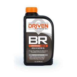 Joe Gibbs DRIVEN Break In 15w50 Oil, 12 Quarts