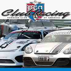 Proud Sponsor of PCA Club Racing