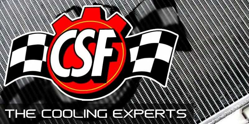 CSF Radiators and Oil Coolers