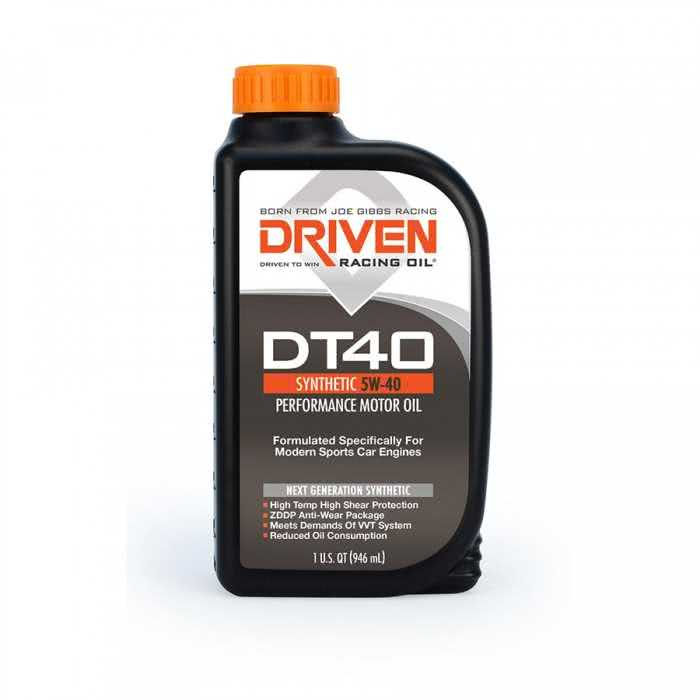 DRIVEN® Engine Oils