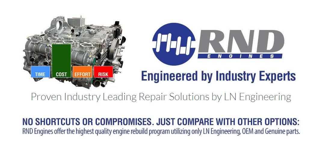 RND Engines Rebuilds