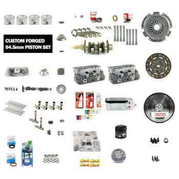 Camper Special Engine Kit (No cylinders included*, 210 / 215 / 228mm flywheel**, oval or square ports)