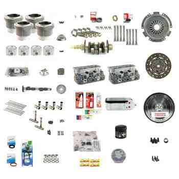 Camper Special PLUS Engine Kit (96mm cylinders, 210 / 215 / 228mm flywheel, oval or square ports)