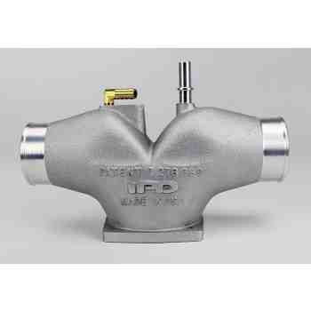 991.2 DFI Turbo / S IPD Intake Plenum: HP Gains 40+ / Torque 45+ For 74mm TB