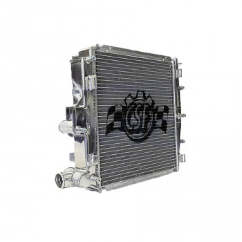 CSF Racing Radiator for 05-11 Porsche Boxster (987), 05-11 Porsche Cayman, 05-11 Porsche 911 (997), Porsche 911 GT3 (997). Right side only.