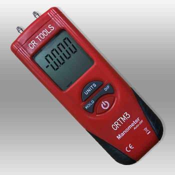 CR Tools Crankcase AOS Vacuum Measurement Tool