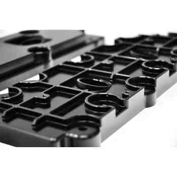 LN Engineering Billet 993 Valve Covers