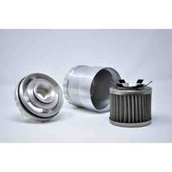 Billet Washable 45-micron Racing Oil Filter (Not for IMS Solution)