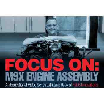 FOCUS ON: M9X Engine Assembly