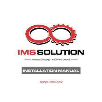 FREE DOWNLOAD: IMS Solution Instructions