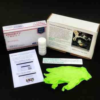 SPEEDiagnostix Used Oil Analysis Kit (Standard or Expedited Turnaround) [for US only]