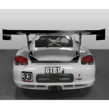 "BRS 63"" Carbon Wing Kit for 987 Factory Hatch"