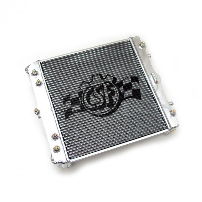 Porsche Boxster Engine Heat: CSF Racing Radiator For 96-04 Porsche Boxster (986), 98-05
