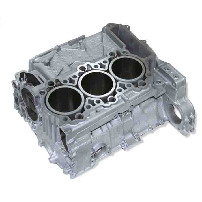 Porsche Boxster Engine Options: 2.7 To 2.9 Boxster Nickies Inc. 89mm FSR JE Piston Set