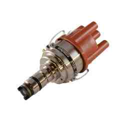 123 Ignition 4-Cyl Distributor for Volkswagen/Porsche Engines (compatible with D-Jetronic Fuel Injection & Vacuum Advance)