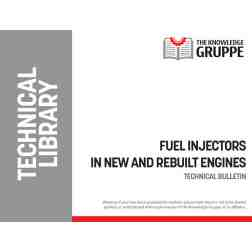 FREE DOWNLOAD: Technical Bulletin: Fuel injectors