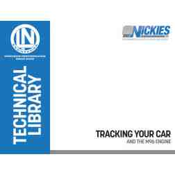 FREE DOWNLOAD: Tracking your car and M96 engine