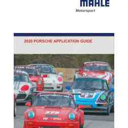 Mahle Motorsports 2020 Porsche Catalog