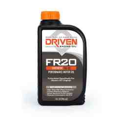 Joe Gibbs DRIVEN FR20 5W-20 Synthetic Oil. (12 Quarts)