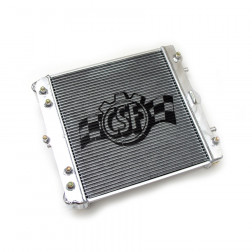 CSF Racing Radiator for 96-04 Porsche Boxster (986), 98-05 Porsche 911 Carrera(996). Fits both Left & Right.