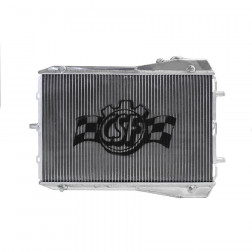 CSF Racing Radiator for Porsche 911 Turbo (996 & 997), GT2 (996 & 997), GT3 (996). Left Side.
