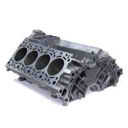 4.5 Cayenne S, Turbo 93mm Nickies Lite Engine Block Reconditioning. No pistons or rings included.