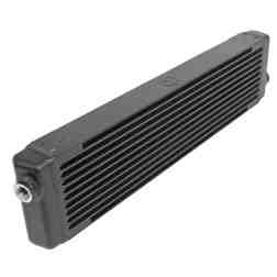 CSF Porsche 911 Universal Single-Pass Oil Cooler w/ Direct Fitment Center Front Oil Cooler RSR Style
