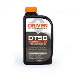 Driven DT50 15w50 Oil Change Bundle for Aircooled Porsche 911 Models