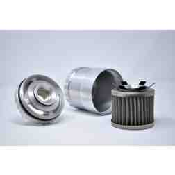 Billet Washable 45-micron Racing Oil Filter (For use with IMS Solution)