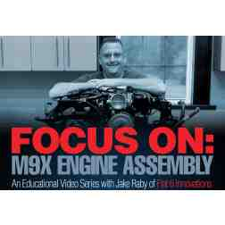 Rennvision's FOCUS ON: M9X Engine Assembly DVD