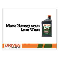 FREE DOWNLOAD: More Horsepower - Less Wear. Driven GP-1 Product Presentation