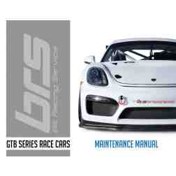 FREE DOWNLOAD: Bilt Racing Service GTB Race Car Maintenance Manual