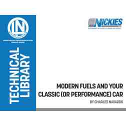 FREE DOWNLOAD: Modern fuels and your classic (or performance) car