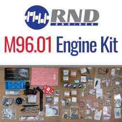 M96.01/02/04 Engine Rebuild Kit (Standard, Premium, or Deluxe)
