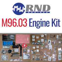 M96.03 Engine Rebuild Kit (Standard, Premium, or Deluxe)