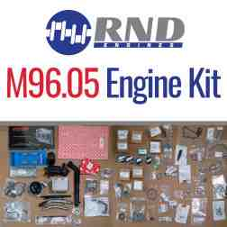 M96.05 Engine Rebuild Kit (Standard, Premium, or Deluxe)