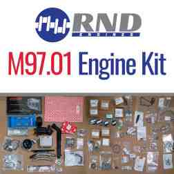 M97.01 Engine Rebuild Kit (Standard, Premium, or Deluxe)