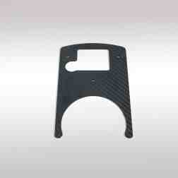 BRS Carbon Datalogger Mount for MY06-16 Porsche Boxster, Cayman, & 911 Models