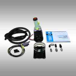 BRS Electric Power Steering Kit; For Gen 2 MY09-12 Porsche Boxster, Cayman, and 911 models w/o A/C