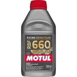 Motul Synthetic Racing Brake Fluid RBF-660 Factory Line