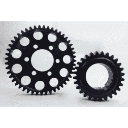 Pauter Machine Intermediate Gears for a Porsche 911