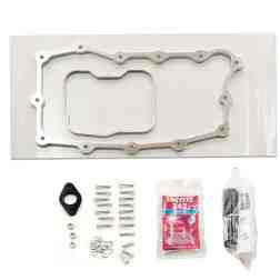 Bilt Racing Service BRS .5QT Deep Sump Oil Pan Kit MY97-08 M96/M97