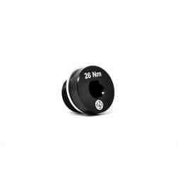 Billet AL Hard Anodized Magnetic Drain Plug for Boxster, Cayman, 911, Panamera, & Cayenne Models