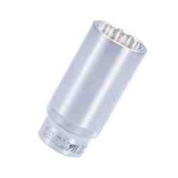Metric 27mm 12 Point Deep Socket