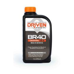 Joe Gibbs DRIVEN BR40 Break-In 10W-40, 12 Quarts