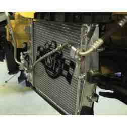 Bilt Racing Service BRS 981/991 Cayman Boxster 911 A/C Condenser Delete MY13-16