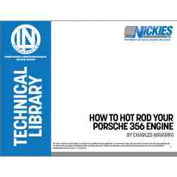 FREE DOWNLOAD: How to Hot Rod your Porsche 356 - updated for 2019