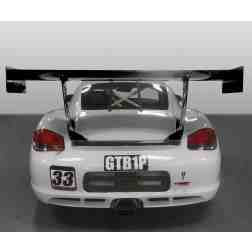 "Bilt Racing Service BRS 63"" Carbon Wing Kit for 987/987.2 Cayman Factory Hatch MY06-12"