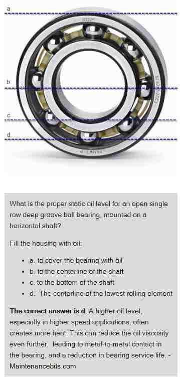 The M96 engine is wet sump, meaning the IMS bearing is partially submerged in oil. Removing the grease seal allows this oil to cool and lubricate the IMS bearing without having to install a direct oil feed DOF.